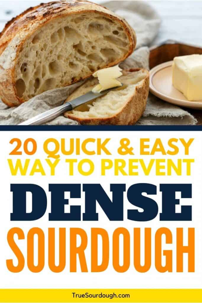 20 Tips to Make Sourdough Bread Less Dense and more Airy!