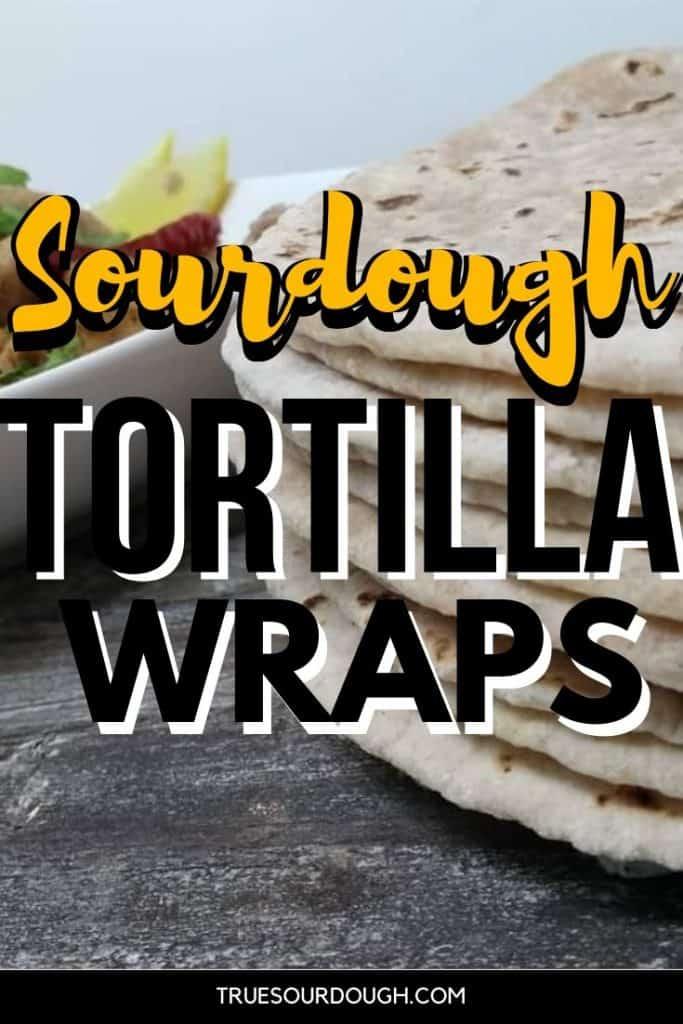 Sourdough Chapati Recipe: Step By Step Guide (& Tortilla Recipe)