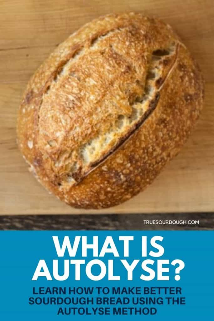 Sourdough Autolyse: Is it Needed? If so, How Long?