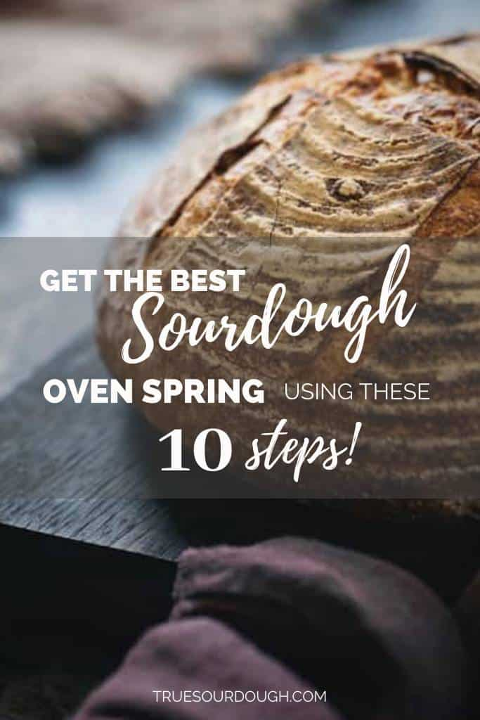Awesome Sourdough Oven Spring in 10 Easy Steps!