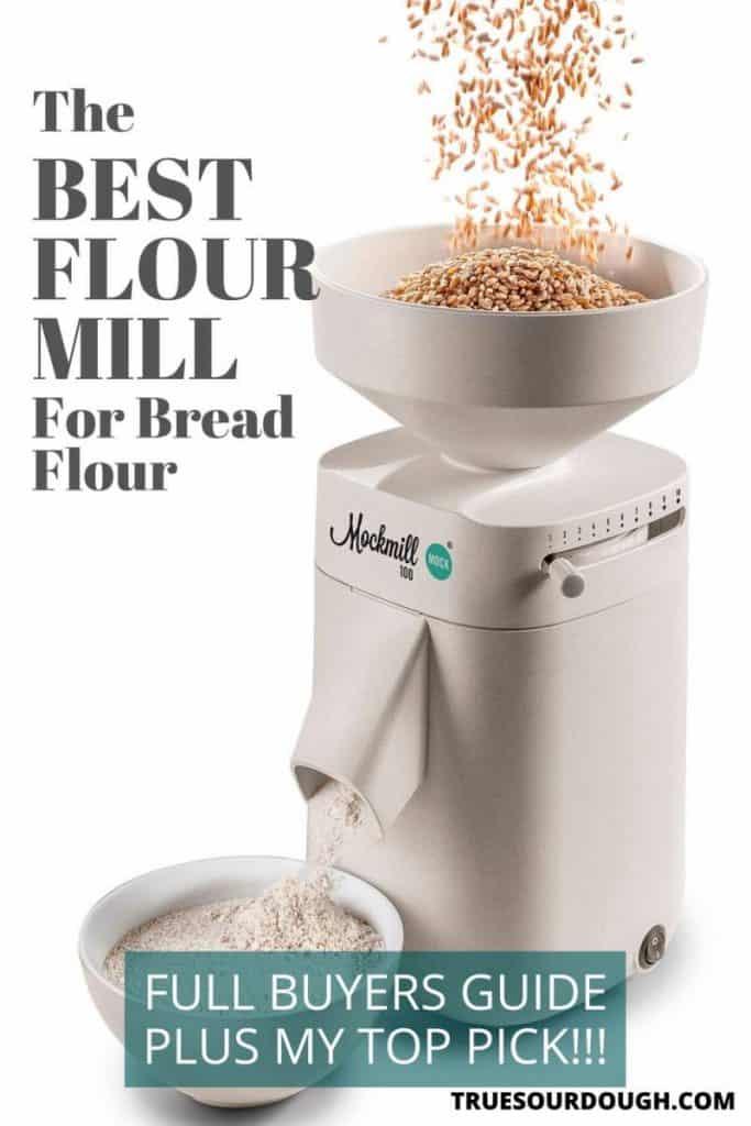 Best Grain Mill for Bread Flour: Full Buyers Guide