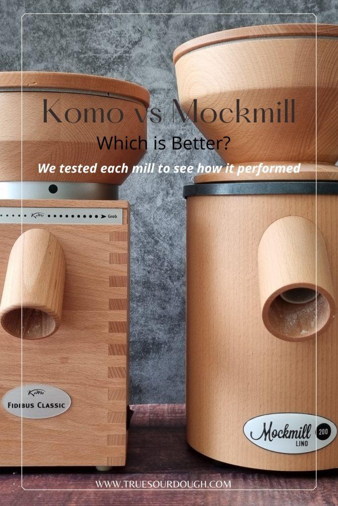 Mockmill vs Komo: Which Grain Mill is Better?